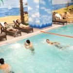 Hệ thống bể bơi riêng tư tại Vinpearl Condotel Phú Quốc