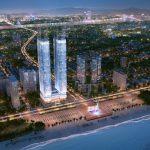 Dự án Twin Towers Đà Nẵng 100% tầm nhìn hướng biển