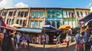 Thiết kế kiến trúc dự án Shophouse Vinpearl Phú Quốc