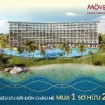 Movenpick Phú Quốc: Mua condotel tặng condotel trị giá 3 tỷ đồng
