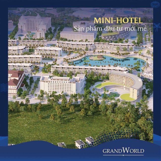 các dự án của Vingroup tại Phú Quốc - Mini Hotel