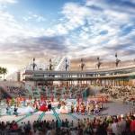 Mô hình dự án The Arena Cam Ranh – Đẳng cấp và khác biệt