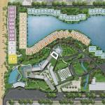 Mặt bằng dự án Movenpick Phú Quốc (Movenpick Resort Waverly Phú Quốc)